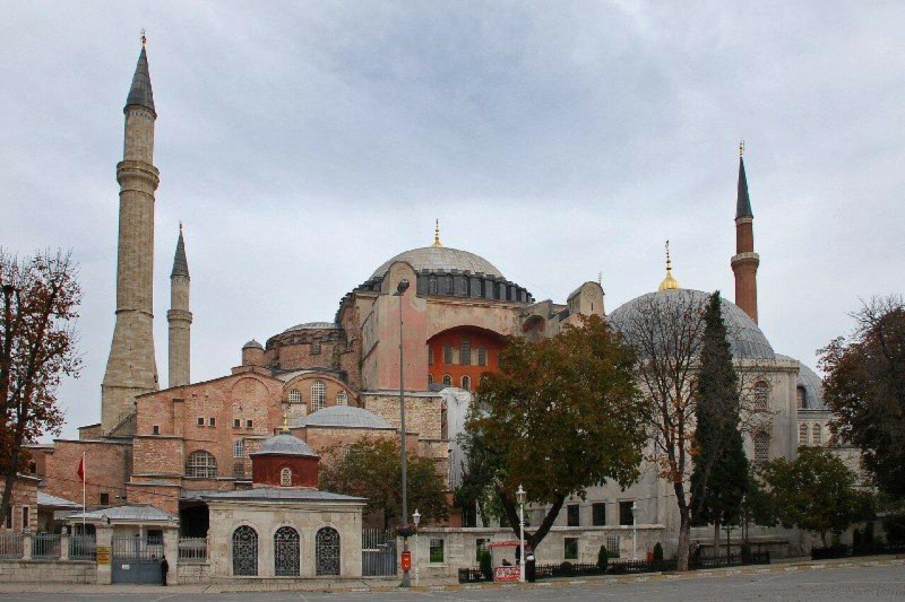 Свята Софія Константинопольська