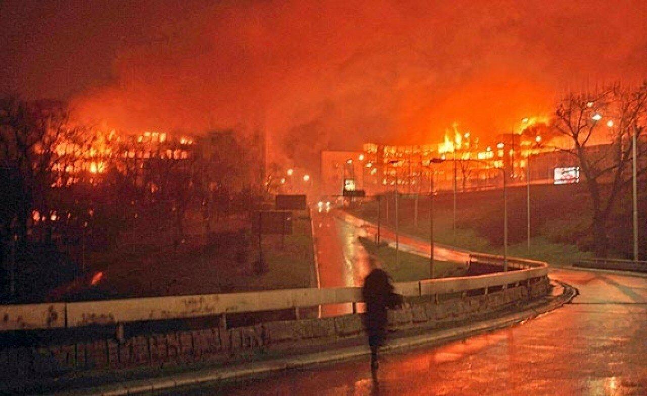 Бомбардування Сербії НАТО