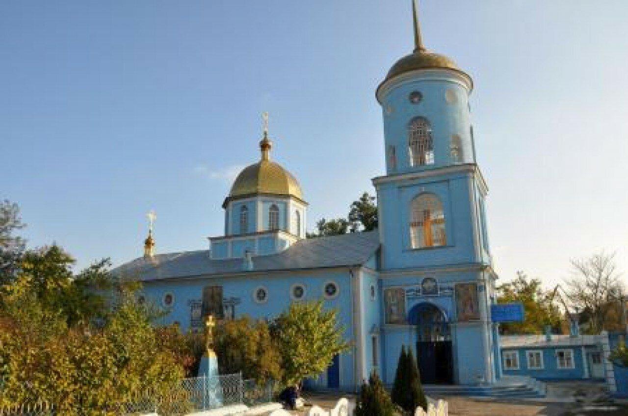 Херсон; Церква Різдва Богородиці (Греко-Софіївська)