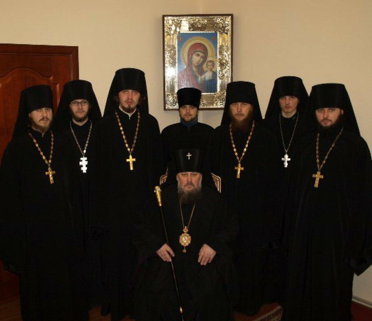 Манявський Монастир Братія; Митрополит Іоасаф