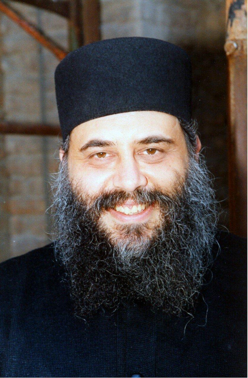 Архімандрит Христодул Агелоглу