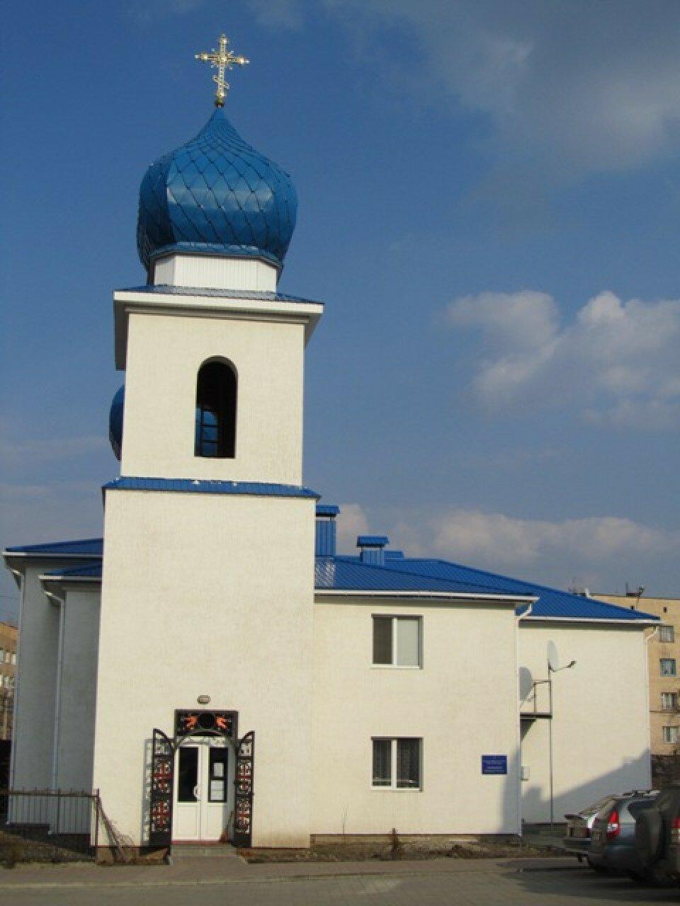 Кафедральний храм УПЦ КП Вінниця