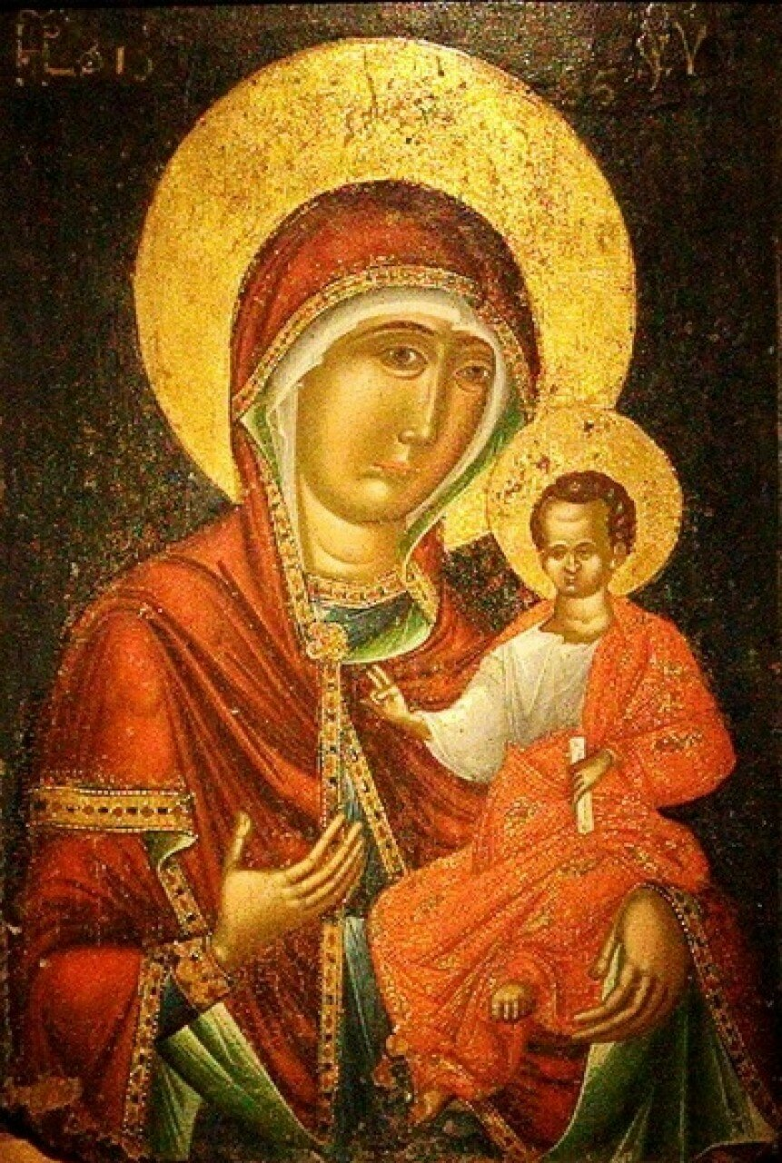 Львівська Богородиця