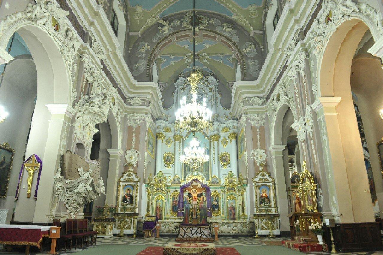 Кафедральний Собор Львів УПЦ КП