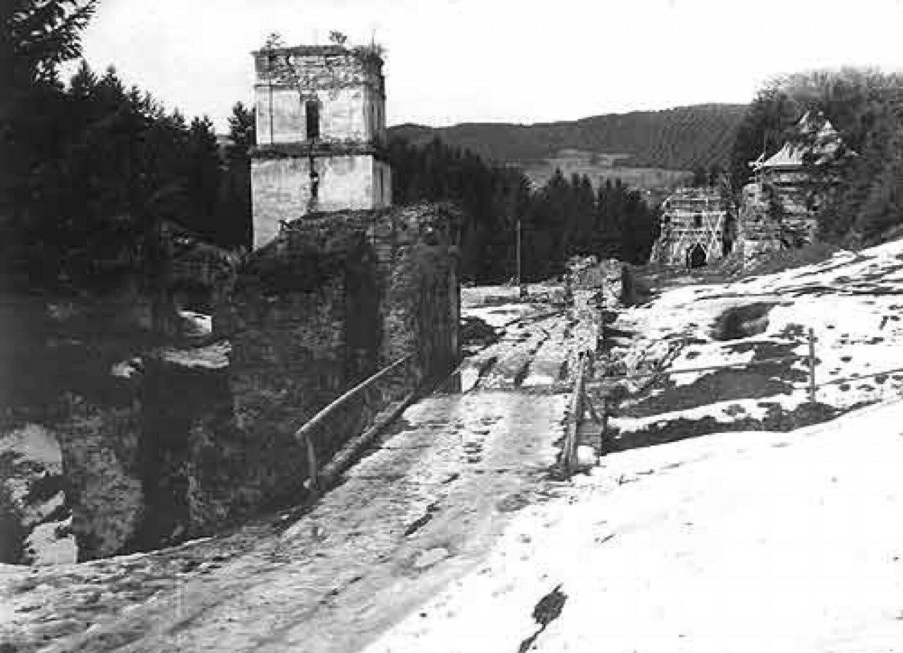 Руїни Манвського Монастиря
