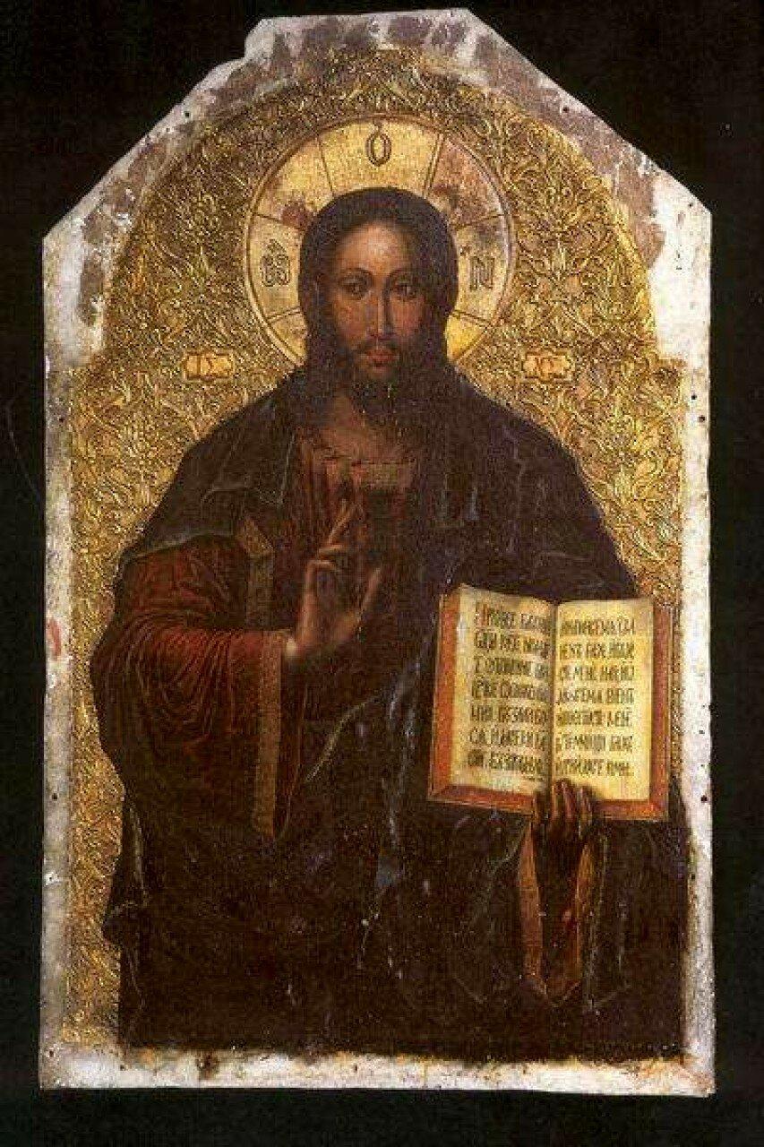 Ікона Манвський Монастир