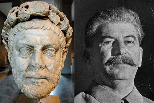 Сталін і Діоклетіан
