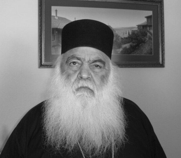 Афонський Старець Парфеній