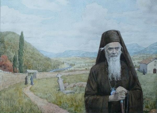 Святитель Миколай Сербський