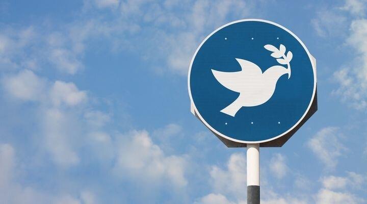 Блаженні миротворці