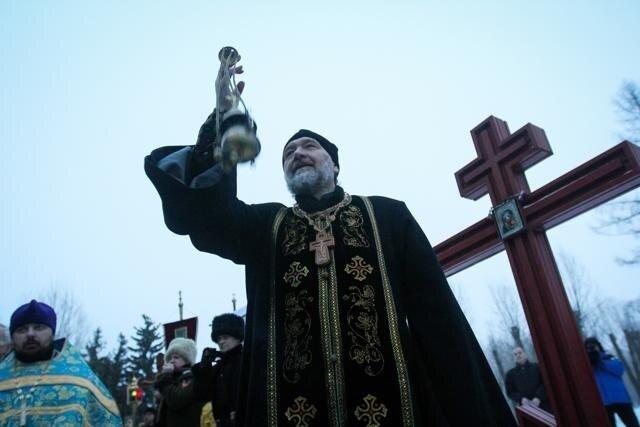 Петербург; Хресний хід проти пияцтва