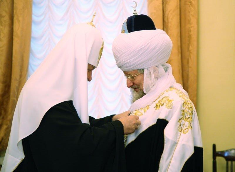 Патріарх Кирил Іслам