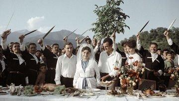 Грузія весілля