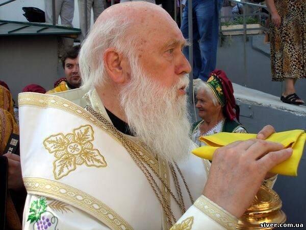 Патріарх оголосив курс Церкви на Схід