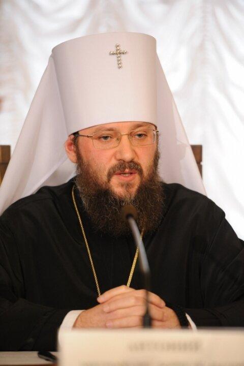 Митрополит Антоній Паканич