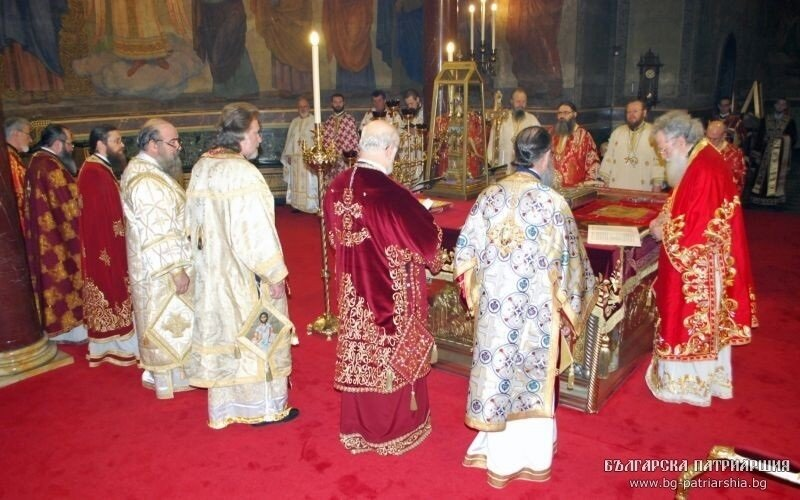 Болгарія Церква